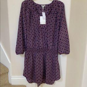 New Joie silk dress